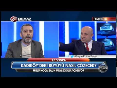 (..) Beyaz Futbol 15 Mart 2015 Part 2/3 - Beyaz TV