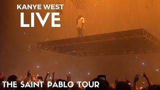 Kanye West Live - Saint Pablo Tour