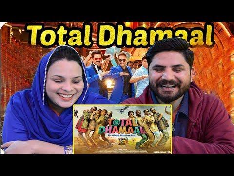 Xxx Mp4 Pakistani Reacts To Total Dhamaal Official Trailer Ajay Anil Madhuri Indra Kumar 3gp Sex