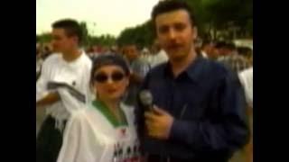 طرفداران بازی فوتبال ایران و آمریکا و نیویورک9/11  Iran v. US Football Fans