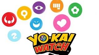 English Ver. Yokai Watch all tribes summoning