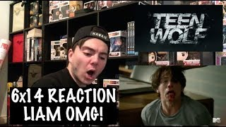 TEEN WOLF - 6x14 'FACE-TO-FACELESS' REACTION