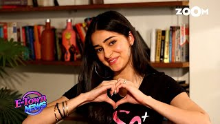 Ananya Panday answers fun one word answers in rapid-fire round | Exclusive Interview