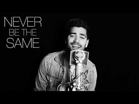 Download CAMILA CABELLO - NEVER BE THE SAME (Rajiv Dhall Cover) free