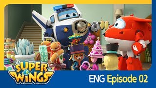 [Super Wings] EP 02 - Great Gondolas(ENG)