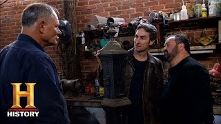 American Pickers: A Graveyard Discovery   History