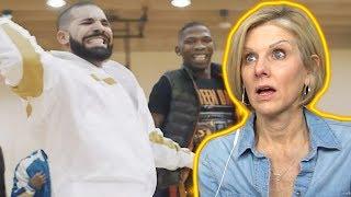 Mom REACTS to BlocBoy JB & Drake