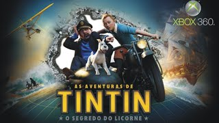 As Aventuras de Tintin o segredo do Licorne - O jogo (the game Tintim) - Xbox 360