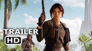 PS4 - Star Wars Battlefront : Rogue One Scarif Gameplay Trailer