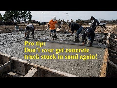 Xxx Mp4 How To Pour A Flat Concrete Slab Texas Barndominiums Episode 14 3gp Sex