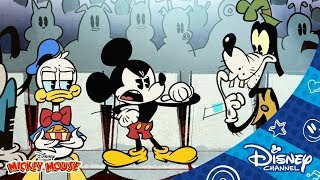 Mickey Mouse Shorts - Tapped Out   Official Disney Channel Africa