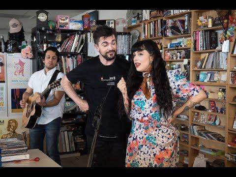 Juanes & Mon Laferte NPR Music Tiny Desk Concert