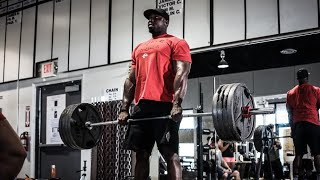 TRAINING WITH BIG ROB | HOW TO GET BIGGER SHOULDERS | SHOULDER WORKOUT WITH JOHN AT IRON ADDICTS GYM