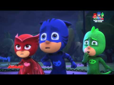 PJ Masks Episodio 02 completo español spanish