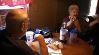 Angry Grandpa vs His Sister!