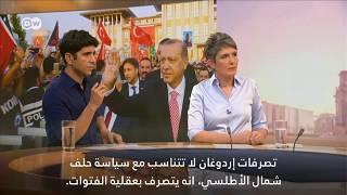 المرشح الرئيسي لحزب الخضر، جم أزدمير لـ DW: إردوغان يتصرف بعقلية الفتوات