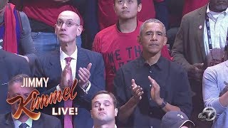Obama, Drake, Trump & NBA Finals