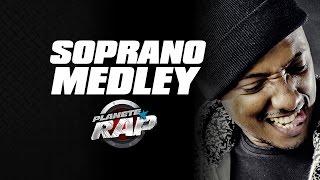 Soprano - Medley en live #PlanèteRap