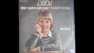 Dany Wer geht mit mir David`´s Song von Venyl in TOP QUALITÄT