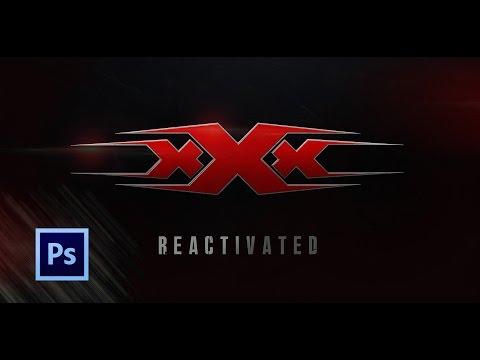 xXx 3 : REACTIVATED / Tutoriel Photoshop