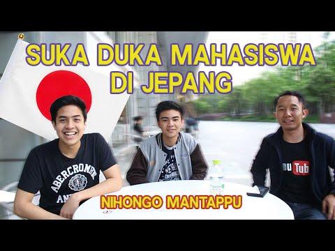 Suka duka MAHASISWA INDONESIA di JEPANG ft Nihongo Mantappu