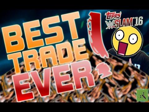 BEST TRADE EVER! : WWE SLAM