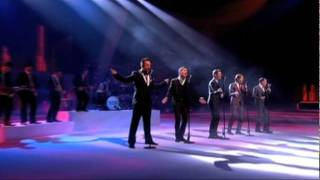The Overtones - Gambling Man (Live on Dancing on Ice)