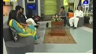 10 Tak ke baad with Sahir 26 June 2012 Part-9 High Quality
