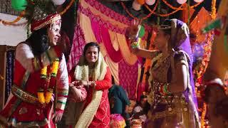 KRISHNA-RADHA JHANKI | GAJAB KAR GAYI HAYE BRAJ KI RADHA | JANMASHTAMI 2017