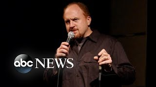 Louis C.K. performs first stand-up comedy set since admitting to sexual misconduct
