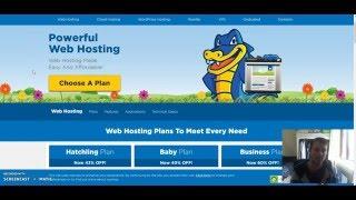 HostGator Discount Code HOSTINGTUTORIAL - How To Host A Website GatorHost