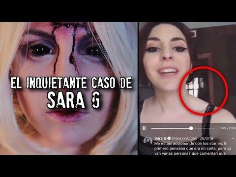 Xxx Mp4 El Inquietante Caso De La YouTuber SARA G 3gp Sex
