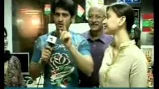 Gauri's Birthday on sbs 2008