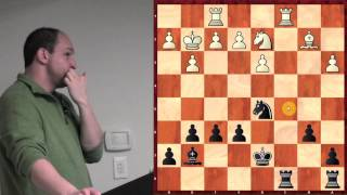 Advanced Player Lecture with GM Ronen Har-Zvi (part 1) - 2013.01.23