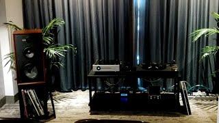 Axpona 2019 - Mofi Distribution , Wharfedale, QUAD
