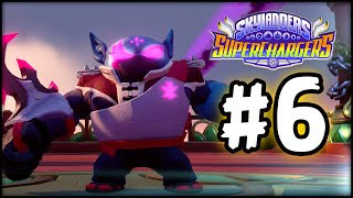 Skylanders SuperChargers - Gameplay Walkthrough - Part 6 - The Cloudbreather's Crag!