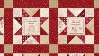 In Stitches by Robin Kingsley for Maywood Studio