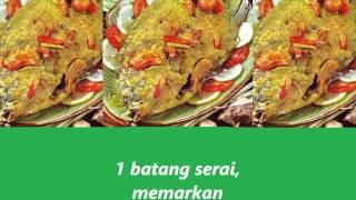 Resep Masakan Pesmol Gurami (Jawa Barat)