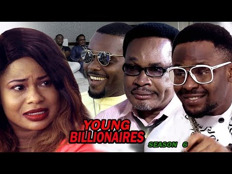 Young Billionaires Season 6 - Zubby Michaels 2017 Latest Nigerian Nollywood Movie | African Movies
