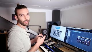 MAKING MELODIC HOUSE w/ EELKE KLEIJN | TOOLROOM ACADAMY