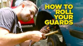 How To Roll Your Guards DIY