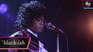 "Diane's ""Purple Rain"" Performance - black-ish"