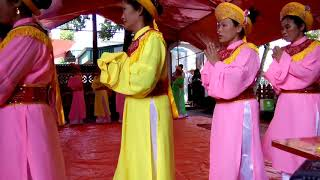 HỌ BÙI VIỆT NAM - Lễ tế tổ họ Bùi Phúc - thôn Phương Ngải