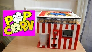Lego Popcorn Machine *Ev3*