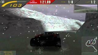 Need For Speed II SE - Mystic Peaks (HD)