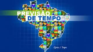 Frente Fria avança pelo Rio Grande do Sul - Previsão de Tempo para o dia 26/05/2017