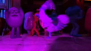 "Dance Party  Monsters University (MU) James P. Sullivan, ""Sulley"""
