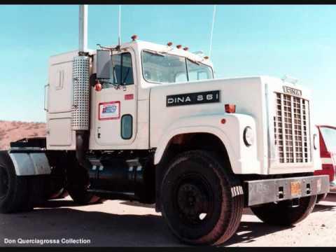 homenaje alos camiones viejos