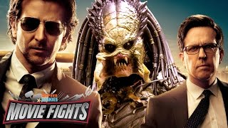 Improve a Movie By Adding Predator! - MOVIE FIGHTS!!