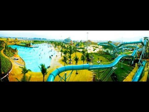 Wet N Joy Full water park video ( Lonavala )